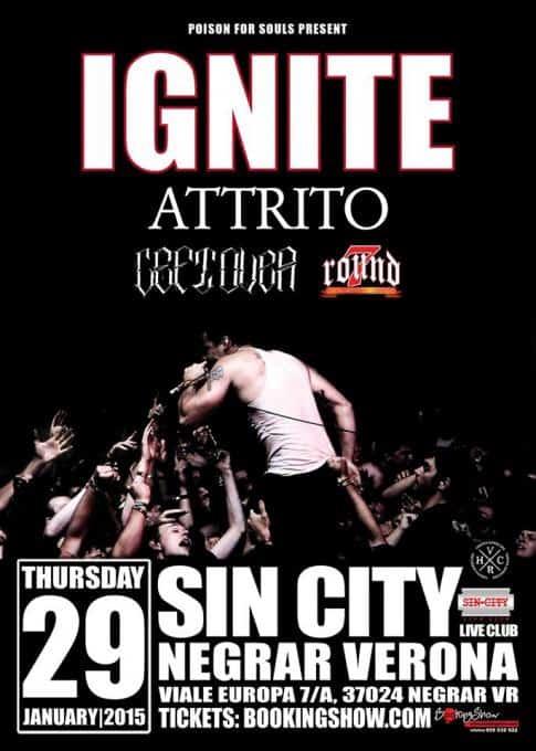 Ignite live